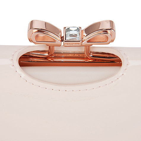 Buy Ted Baker Temmey Small Bow Purse Online at johnlewis.com