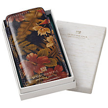 Buy Scotch & Soda Leather iPhone 5 Case, Brown Online at johnlewis.com