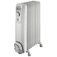 Buy De'Longhi KH530920 2kW Oil-Filled Radiator Online at johnlewis.com