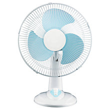 Buy NSA'UK DF-12W Desk Fan Online at johnlewis.com