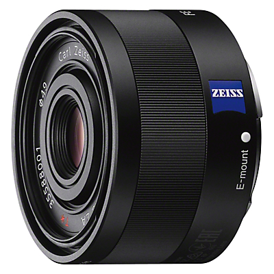 Sony SEL35F28Z Sonnar T 35mm f/2.8 ZA Wide Angle Lens