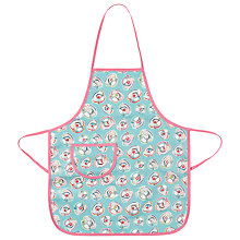 Buy Cath Kidston Kids' Teacups Apron, Blue Online at johnlewis.com