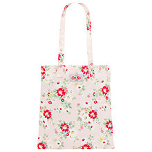 Buy Cath Kidston Floral Print Book Bag, Pink Online at johnlewis.com