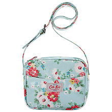Buy Cath Kidston Bright Daisy Handbag, Blue Online at johnlewis.com