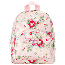 Buy Cath Kidston Bright Daisies Mini Backpack, Pink Online at johnlewis.com