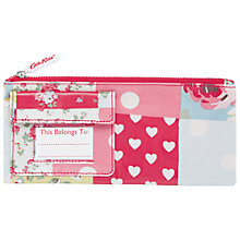 Buy Cath Kidston Patchwork Pocket Pencil Case, Multi Online at johnlewis.com