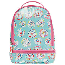 Buy Cath Kidston Tea Cup Lunch Bag, Blue/Multi Online at johnlewis.com