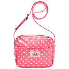 Buy Cath Kidston Little Spot Handbag, Pink Online at johnlewis.com