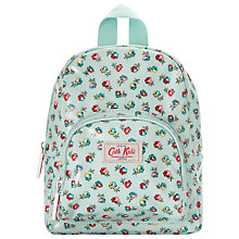 Buy Cath Kidston Elgin Ditsy Mini Backpack, Blue Online at johnlewis.com