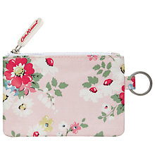 Buy Cath Kidston Bright Daisy Pocket Purse with Keyring, Pink Online at johnlewis.com