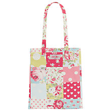 Buy Cath Kidston Patchwork Book Bag, Multi Online at johnlewis.com