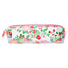 Buy Cath Kidston Daisy Pencil Case, Pink/Multi Online at johnlewis.com