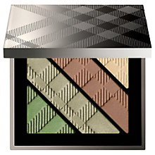 Buy Burberry Beauty Complete Eye Palette, Sage Green Online at johnlewis.com
