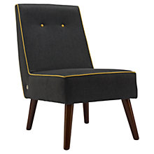 Buy G Plan Vintage The Sixty Armchair, Tonic Charcoal Online at johnlewis.com