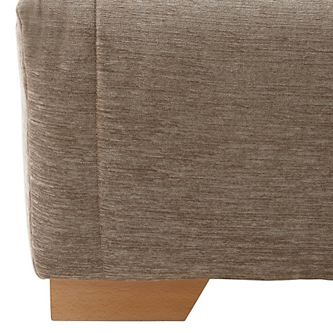 Buy John Lewis Strauss Small Sofa Bed, Rivoli Mocha Online at johnlewis.com