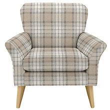 Buy John Lewis Carrie Armchair, Porto Poppy Online at johnlewis.com