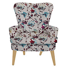 Buy John Lewis Austen Armchair, Eden Multi Online at johnlewis.com