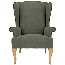 Buy John Lewis Shaftesbury Armchair, Pendle Sea Mist Online at johnlewis.com