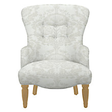Buy John Lewis Layla Armchair, Seville Putty Online at johnlewis.com