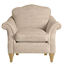 Buy John Lewis Kingsley Armchair, Rivoli Putty Online at johnlewis.com