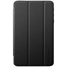 Buy Lenovo Folio Case with Screen Protector for IdeaTab S5000 Online at johnlewis.com