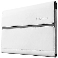 Buy Lenovo Sleeve with Screen Protector for Yoga Tablet 10 Online at johnlewis.com