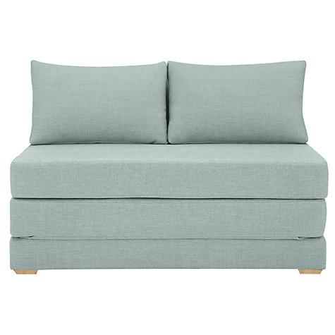 Buy John Lewis Kip Sofa Bed, Pier Duck Egg Online at johnlewis.com