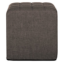 Buy House by John Lewis Kix Cube Footstool Online at johnlewis.com