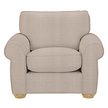 Buy John Lewis Madison Armchair, Bala Putty Online at johnlewis.com