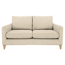 Buy John Lewis Bailey Medium Fixed Cover Sofa, Milton Putty Online at johnlewis.com