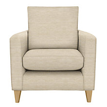 Buy John Lewis Bailey Armchair, Milton Putty Online at johnlewis.com