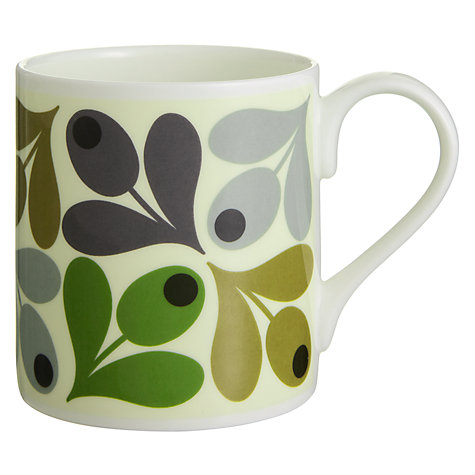 Buy Orla Kiely Multi Acorn Mug Online at johnlewis.com