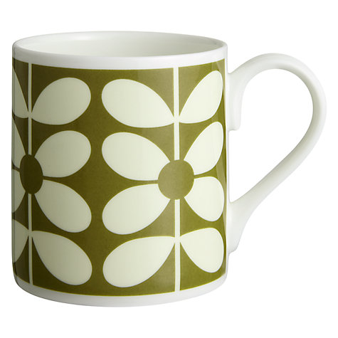 Buy Orla Kiely Sixties Stem Mug Online at johnlewis.com