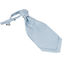 Buy John Lewis Silk Wedding Cravat Online at johnlewis.com