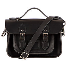 Buy The Cambridge Satchel Company Leather Mini Classic Satchel Bag Online at johnlewis.com