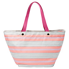 Buy Fossil Key-Per Beach Tote Bag Online at johnlewis.com