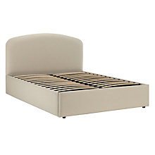 Buy Tempur Woodford Ottoman Bedstead, Double Online at johnlewis.com