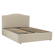 Buy Tempur Harrow Ottoman Bedstead, Double Online at johnlewis.com