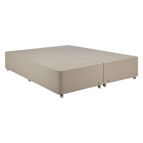 Buy Tempur Continental Divan Storage Bed King Size John Lewis
