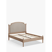 Buy John Lewis Etienne Louis Low End Bedstead, Kingsize Online at johnlewis.com