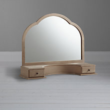 Buy John Lewis Etienne Gallery Mirror, Oak, H68 x W83.5cm Online at johnlewis.com