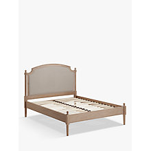 Buy John Lewis Etienne Louis Low End Bedstead, Super Kingsize Online at johnlewis.com