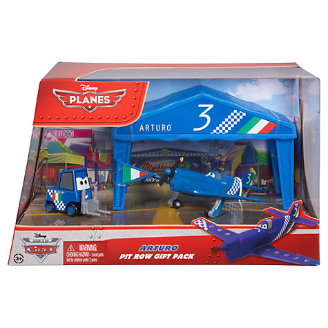 Buy Disney Planes Pit Row Gift Pack, Assorted Online at johnlewis.com