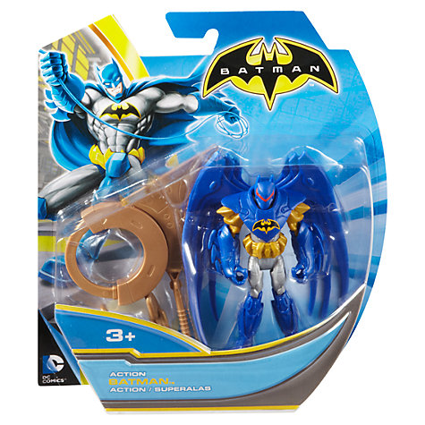 Buy Batman 4-inch Figure, Assorted Online at johnlewis.com