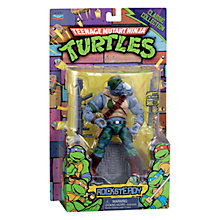 Buy (parent sku) Teenage Mutant Ninja Turtles Bebop Or Rocksteady, Assorted Online at johnlewis.com