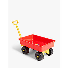 Buy John Lewis Pull-Along Cart Online at johnlewis.com