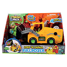 Buy The Trash Pack Load 'N Launch Dozer Online at johnlewis.com