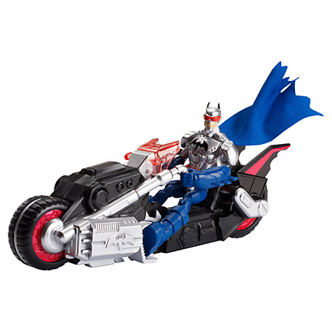 Buy Batman Transforming Chopper, Assorted Online at johnlewis.com