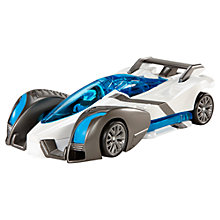 Buy Mattel Max Steel Jet Racer Vehicle, Assorted Online at johnlewis.com