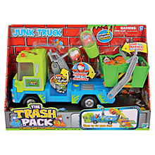 Buy The Trash Pack Junk Truck Online at johnlewis.com